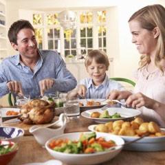 L'importance des rituels familiaux.