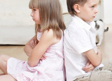 Comment gérer la jalousie entre frères et soeurs ?