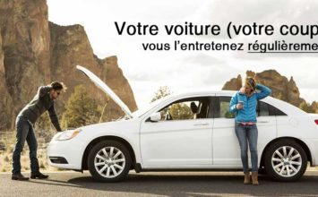Votre voiture (votre couple) vous l'entretenez régulièrement ?