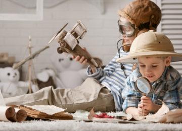 Comment stimuler l'imagination de vos enfants ?